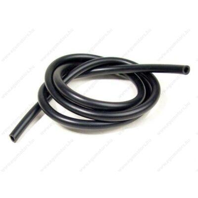 Üzemanyagcső, vákumcső gumi 3,2x 7 mm 1m