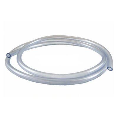 Benzincső átlátszó PVC extra  4