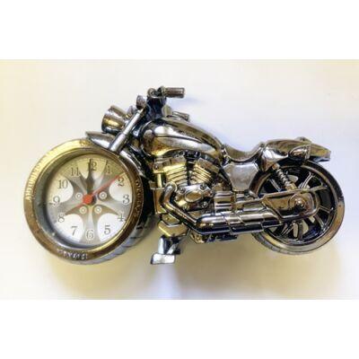 Ébresztős aztali motoros óra  168D