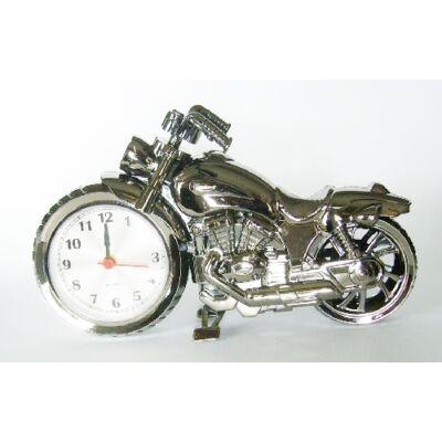 Ébresztős aztali motoros óra 6989a