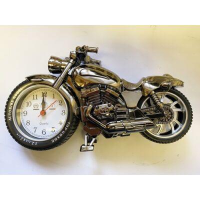 Ébresztős aztali motoros óra nagy 169C
