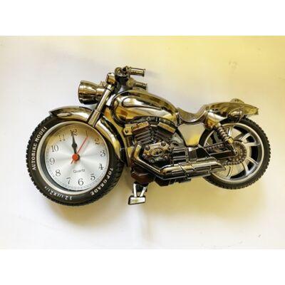 Ébresztős aztali motoros óra nagy 169D
