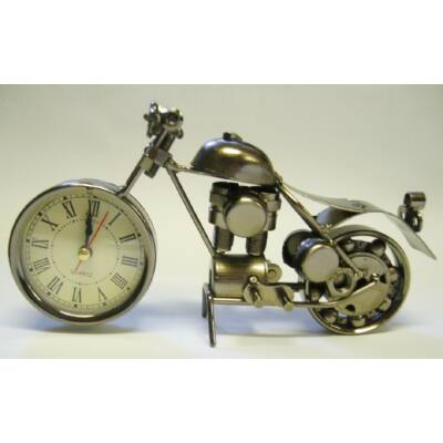 Asztali óra fém ZM7 bronzos