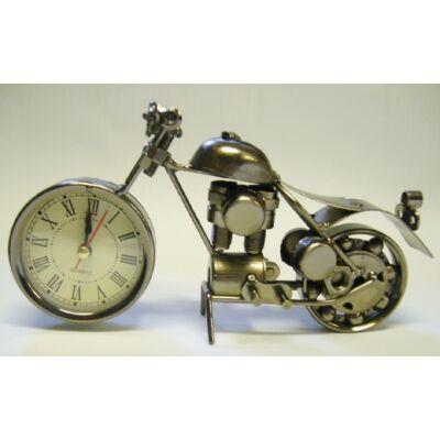 Asztali óra fém M7-1 bronzos