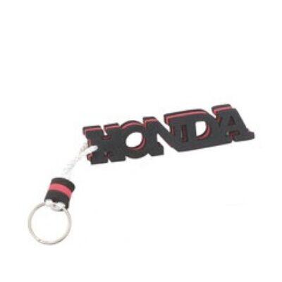 Kulcstartó Honda fekete