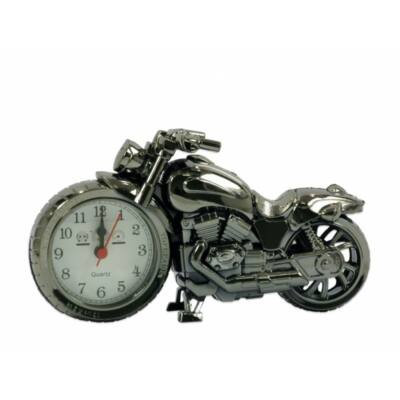 Asztali motoros óra chopper nagy 168Cf