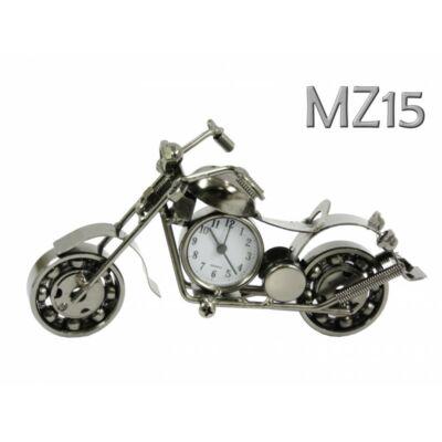 Asztali óra fém hobbi MZ15