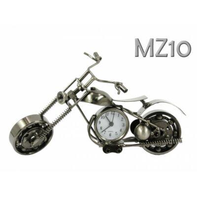 Asztali óra fém hobbi MZ10