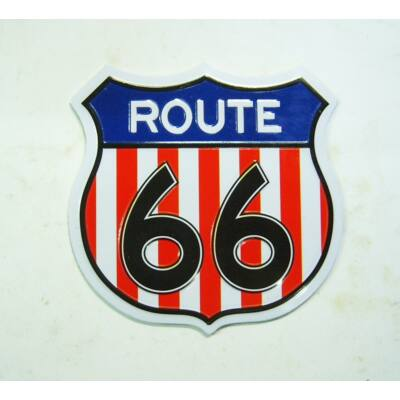 Hűtőmágnes Route 66 USA