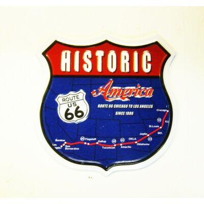 Hűtőmágnes Historic America