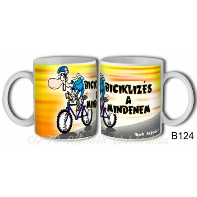 Bögre Biciklizés