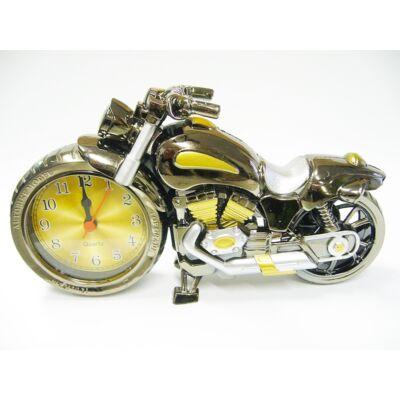Asztali motoros óra chopper 3708SS