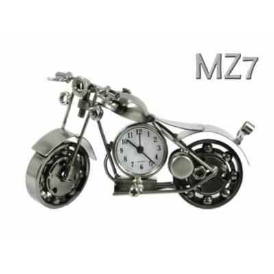 Asztali óra fém hobbi MZ7