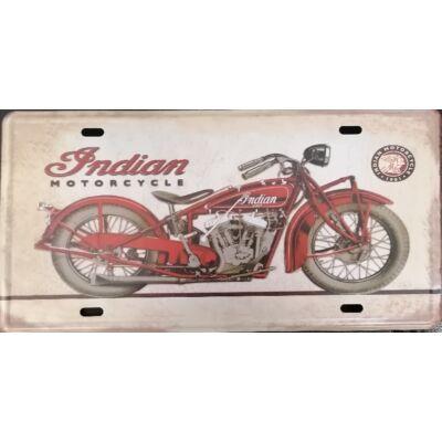 Fémtábla 30x15 Indian Motorcycle