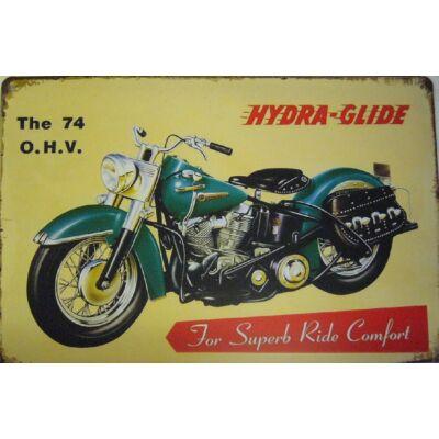 fémtábla 30x20 Hydra-Glide