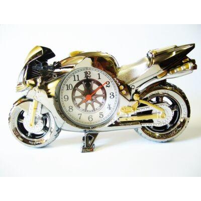 Asztali motoros óra sportmotor 169ck