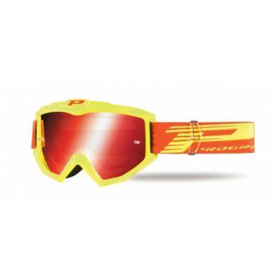 Szemüveg Progrip Fluo sárga 3201FL multi