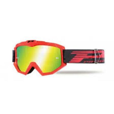 Szemüveg Progrip Piros 3201FL multi