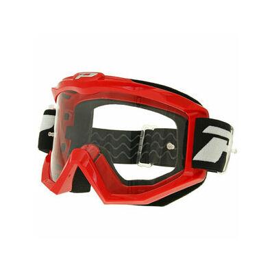 Szemüveg Progrip pg3201 vörös