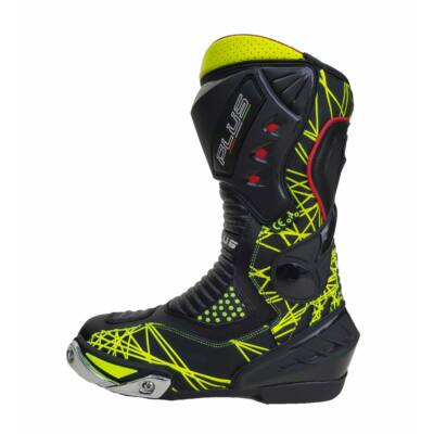 Plus Racing Road Sport motoros sport csizma 44