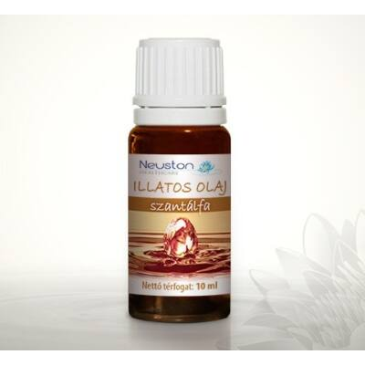 Szantálfa illatos olaj 5 ml
