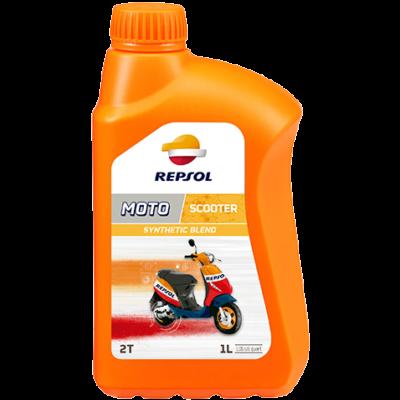 Repsol 2T Scooter motorolaj