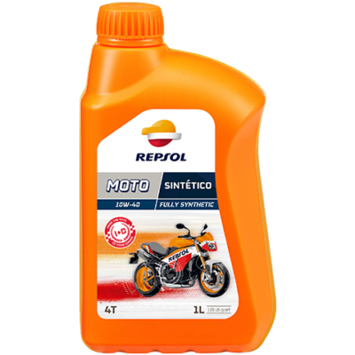 Repsol Sintetico 10w40 motorolaj 1 l