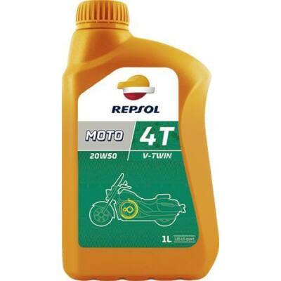 Repsol 20w50 V-Twin 1l motorolaj