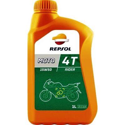 Repsol 15w50 Rider 4T 1l motorolaj