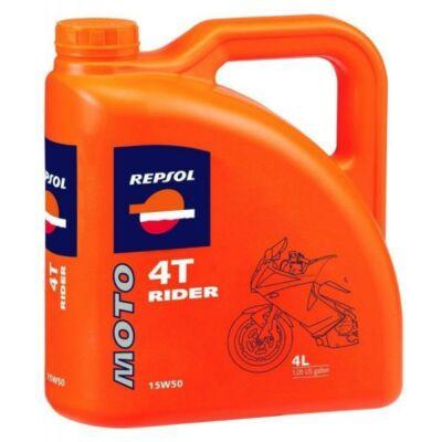 Repsol 15w50 Rider 4T 4l motorolaj