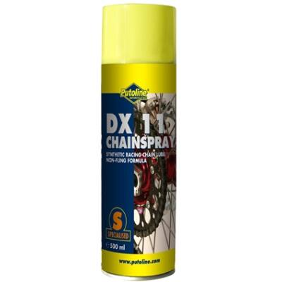 Lánckenő spray Putoline DX11 500 ml