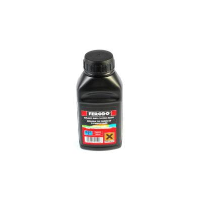 Fékolaj DOT4 Ferodo szintetikus 0,25 l