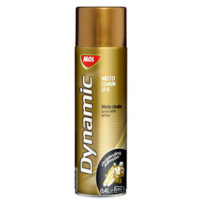 Lánckenő spray MOL Dynamic 400 ml