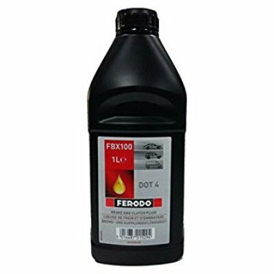 Fékolaj DOT4 Ferodo szintetikus 1 l