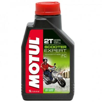 Motul 2T Scooter Expert 1l motorolaj