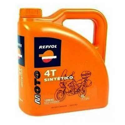 Repsol 10w40 Sintetico 4l motorolaj