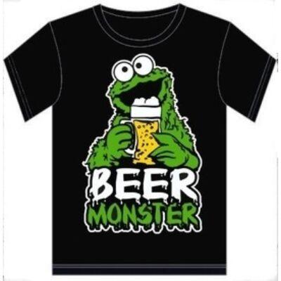 Póló Beer Monster XL