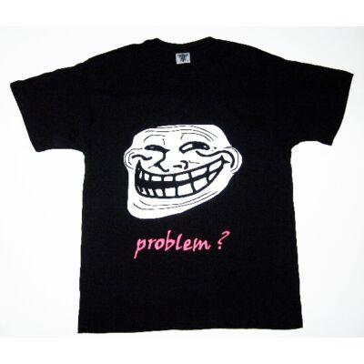 Póló Troll problem L