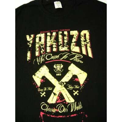 Yakuza póló XL