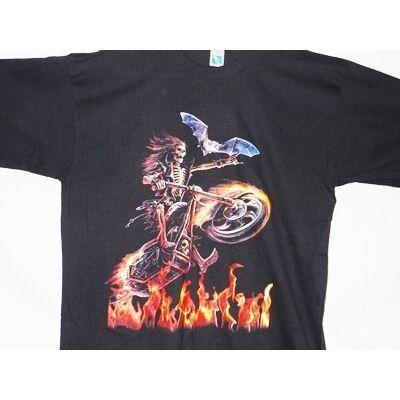 Hell Rider póló L