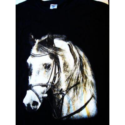 Póló ló fej XXL
