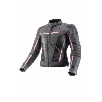 Adrenaline Love Ride pink betéttel női motoros kabát M