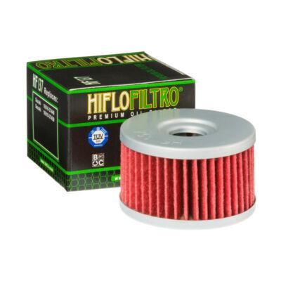 Olajszűrő HifloFiltro HF137