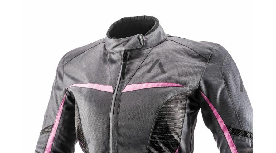 ffa3380248 Adrenaline Love Ride pink betéttel női motoros kabát M - Női motoros ...